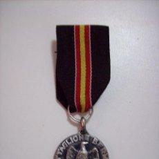 Militaria: MEDALLA FLECHAS NEGRAS BATALLON BERMEO CTV. Lote 61555412