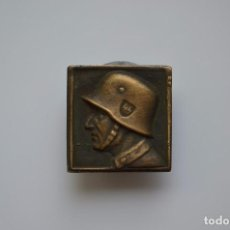 Militaria: WWII THE GERMAN BRONZE BADGE WAFFEN SS . Lote 61885036