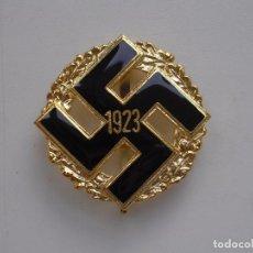 Militaria: WWII THE GERMAN GENERAL GAU HONOR BADGE 1923. Lote 152491577