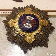 Militaria: CRUZ DE GUERRA AL MERITO EN CAMPAÑA ORIGINAL.. Lote 62339756