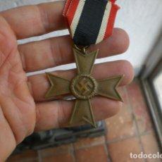 Militaria: MEDALLA CRUZ AL MERITO MILITAR III REICH.. Lote 62434344