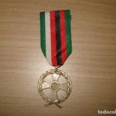 Militaria: MEDALLA CONMEMORATIVA ITALIANA SEGURIDAD.. Lote 175896883