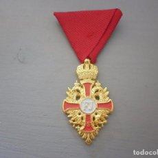 Militaria: ORDEN DE FRANCISCO JOSÉ I IMPERIO AUSTRO-HUNGARO REPRODUCCION. Lote 64133983