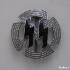 Militaria: WWII THE GERMAN BADGE GERMANIC PROFICIENCY RUNES SS WAFFEN SS. Lote 152488517