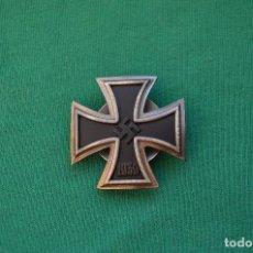 Militaria: WWII GERMAN IRON CROSS 1ST CLASS. Lote 218645318
