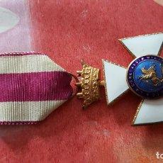 Militaria: ORDEN DE SAN HERMENEGILDO EPOCA DE FRANCO. Lote 64479763
