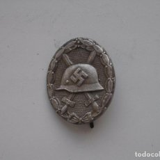 Militaria: WWII THE GERMAN BADGE WOUND. Lote 140028148