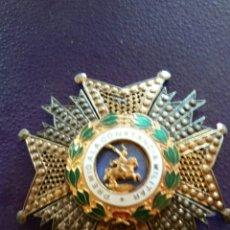 Militaria: PLACA DE LA ORDEN DE SAN HERMENEGILDO. Lote 64820659