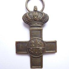 Militaria: ESPAÑA 1868 - 1871 - MEDALLA DEL MÉRITO MILITAR - GOBIERNO PROVISIONAL. Lote 65748430
