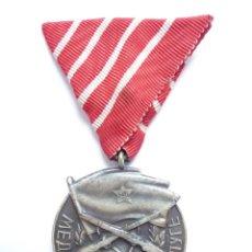 Militaria: YUGOSLAVIA - MEDALLA AL MÉRITO MILITAR.. Lote 65758054
