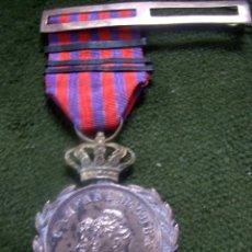 Militaria: ANTIGUA MEDALLA CON CINTA, AL EJERCITO OPERACIONES 1895-98 CAMPAÑA DE CUBA.CA1. Lote 65839014