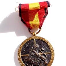 Militaria: MEDALLA DE LA CAMPAÑA DE LA GUERRA CIVIL. Lote 66253114