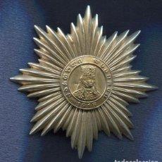 Militaria: GEORGIA. ORDEN DE SANTA TAMARA. CONCEDIDA EN 1942 POR LA UNIÓN DE GEORGIANOS TRADICIONALISTAS. Lote 262245540