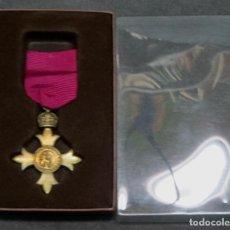 Militaria: RÉPLICA MEDALLA MILITAR EN CAJA. Lote 69507117