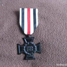 Militaria: MEDALLA CRUZ DE HONOR HINDERBURG PARA VIUDAS 1914-1918. Lote 70084513