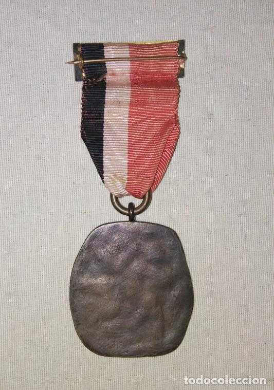 Militaria: Antigua medalla Plus Ultra. - Foto 2 - 70242845