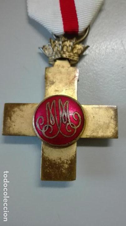 Militaria: Medalla Mérito Militar pensionada. Bifacial. Época de Franco - Foto 4 - 71045953