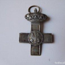 Militaria: CRUZ AL MÉRITO MILITAR DEL GOBIERNO PROVISIONAL 1868 1870 TAMAÑO PRINCESA. Lote 71813643