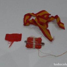 Militaria: ANTIGUO LOTE DE CINTAS ESPAÑOLAS DE MEDALLA, ORIGINAL. Lote 72017095