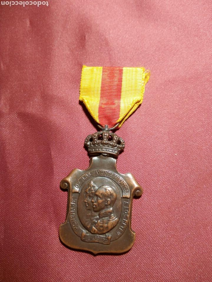 Militaria: MEDALLA ALFONSO XIII - Foto 3 - 72322677