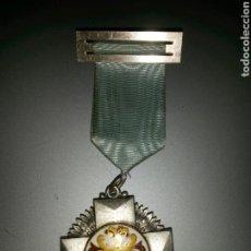 Militaria: MEDALLA COLEGIO SAN IGNACIO 1953-1978 25' ANIVERSARIO 31GR. Lote 72783525