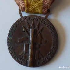 Militaria: GUERRA CIVIL ESPAÑOLA. VOLUNTARIOS ITALIANOS. 1936. TOTALMENTE ORIGINAL.. Lote 73047055