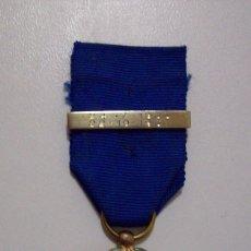 Militaria: MEDALLA SUFRIMIENTOS POR LA PATRIA CON PASADOR PRISIONERO EN ZONA ROJA. Lote 74053131