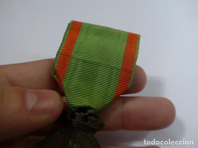 Militaria: * Antigua medalla de la carraca, 1873, original. ZX - Foto 5 - 75491531