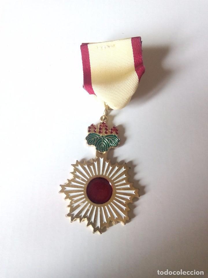 JAPON. ORDEN DEL SOL NACIENTE (Militar - Reproducciones y Réplicas de Medallas )