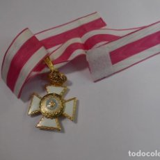 Militaria: * MEDALLA ORIGINAL DE SAN HERMENEGILDO, EPOCA ACTUAL. ZX. Lote 75678167