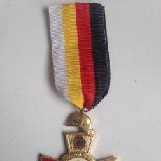 Militaria: MEDALLA CRUZ CONMEMORATIVA XXV AÑOS DE PAZ. 1964. EJÉRCITO NACIONAL. GUERRA CIVIL ESPAÑOLA. 1939-64. Lote 75779131
