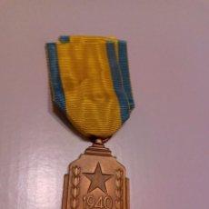 Militaria: WWII. BELGICA. MEDALLA SERVICIO EN AFRICA.. Lote 75836051