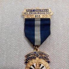 Militaria: MEDALLA DE LA ASOCIACION NACIONAL DE MESAS REDONDAS. Lote 75840615