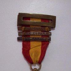 Militaria: MEDALLA DONANTES DE SANGRE GUERRA CIVIL. Lote 75879935