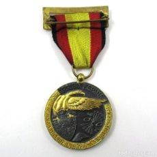 Militaria: ANTIGUA MEDALLA MILITAR ORIGINAL GUERRA CIVIL 17 JULIO 1936-METAL DORADO LACADO NEGRO-ÉPOCA FRANCO. Lote 76532863