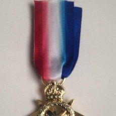 Militaria: MEDALLA ESTRELLA 1914-1915. I GUERRA MUNDIAL. IMPERIO BRITÁNICO. Lote 76543855