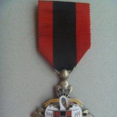 Militaria: FRENTE DE JUVENTUDES : MEDALLA DE HONOR DEL FRENTE. . PLATA Y ESMALTES. Lote 77259193