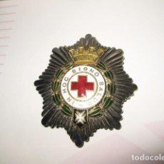 Militaria: MEDALLA MILITAR ORDEN DE LA CRUZ ROJA ÉPOCA REPÚBLICA MEDIDA 7 X 6 CM. IN HOC SIGNO SALUS. Lote 77351153