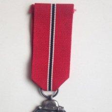 Militaria: MEDALLA DIVISIÓN AZUL. INVIERNO DE 1941-1942 RUSIA. ALEMANIA-ESPAÑA. 2ª GUERRA MUNDIAL. 1939-1945. R. Lote 86900963