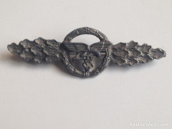 PLACA PECHO LUTFWAFFE ESCUADRILLA DE TRANSPORTE. ALEMANIA. III REICH. 2ª GUERRA MUNDIAL. 1939-1945. (Militar - Reproducciones y Réplicas de Medallas )