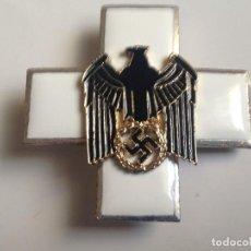 Militaria: MEDALLA 1ª CLASE AL SISTEMA NACIONAL ALEMÁN. DEUTSCHE VOLKSPFLEGE. ALEMANIA. 2ª GUERRA MUNDIAL. 1939. Lote 77475693