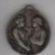 Militaria: MEDALLA FRANCESA - FRANCIA - JOVRNEE DE PARIS 1917 -JUVILET FIRMADO PARIS ART. Lote 77576573