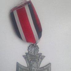 Militaria: MEDALLA CRUZ DE HIERRO AVIADOR ADOLF GALLAND. LUTFWAFFE. ALEMANIA. 2ª GUERRA MUNDIAL. 1939-1945. . Lote 77595209