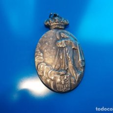 Militaria: MEDALLA: REAL CONGREGACION (MILITAR) DE MARIA INMACULADA - 1920 - ÉPOCA DE ALFONSO XIII. Lote 78030965