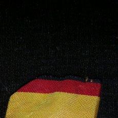 Militaria - Antigua cinta para la medalla de la campaña ya preparada para colocar - 78308061