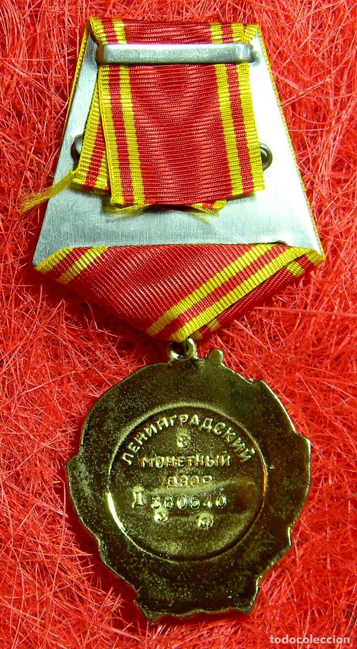 Militaria: Replica Museum - CCCP - URSS - Unión Sovietica - Orden de Lennin - Numerada - ????? ?????? - Foto 3 - 54518617