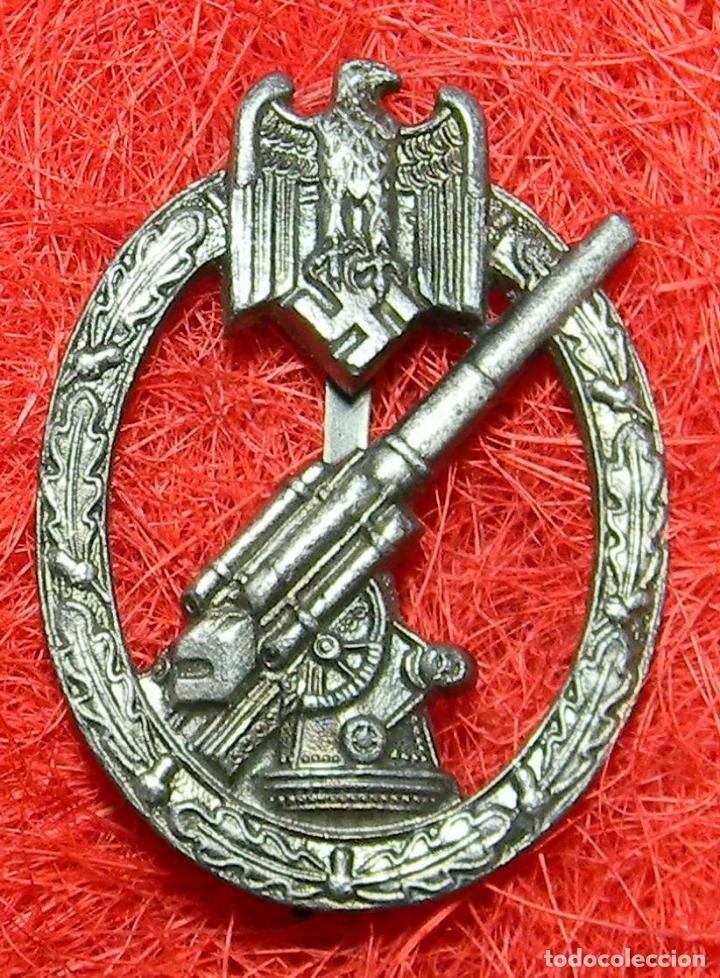 REPLICA MUSEUM - HEER INSIGNIA ANTIAEREOS - HEERES FLAKABZEICHEN (Militar - Reproducciones y Réplicas de Medallas )