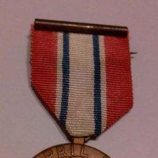 Militaria: WWII. NORUEGA. MEDALLA DE LA VICTORIA. 1945. Lote 78696645