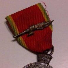 Militaria: WWII. ETIOPIA. MEDALLA AL VALOR. Lote 79071985