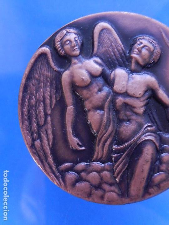 Militaria: Medalla conmemorativa de la Asociación de Aviadores de la República. - Foto 4 - 79292937
